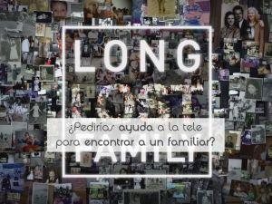 ¿Pedirías ayuda a la tele para encontrar a un familiar?