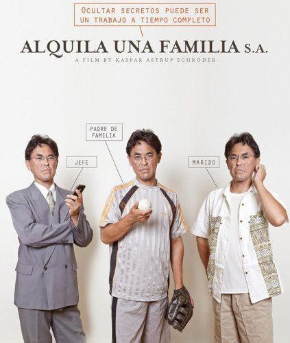 Alquila una familia S.A.