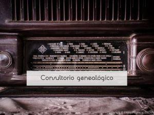 Consultorio genealógico