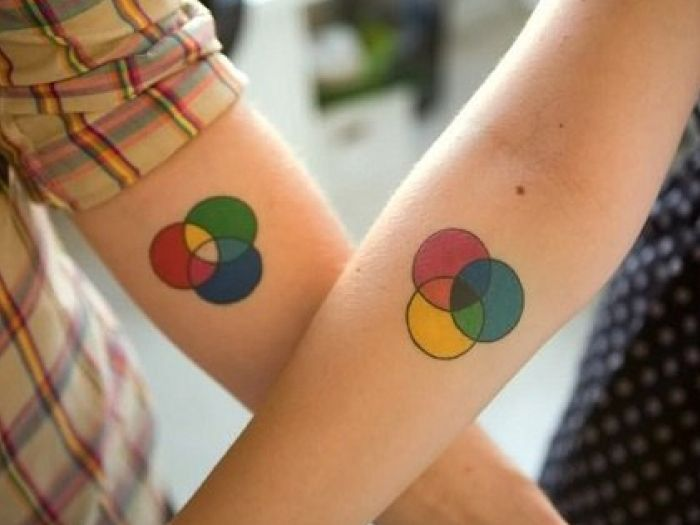 twin tatoo