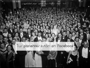 Tus parientes están en Facebook