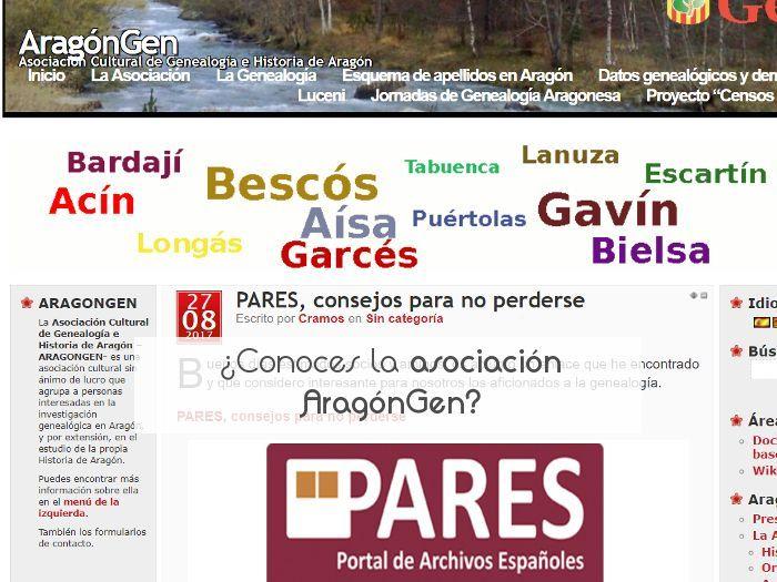 ¿Conoces la asociación AragónGen?