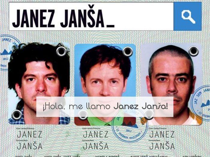 ¡Hola, me llamo Janez Janša!