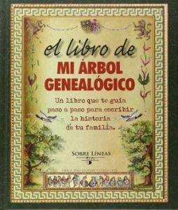 El libro de mi árbol genealógico