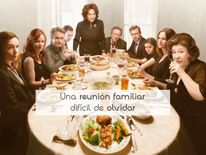Una Reunión Familiar Difícil De Olvidar