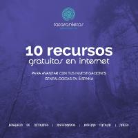 10 recursos gratuitos en Internet para avanzar en tus investigaciones genealógicas en España
