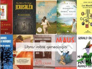 Libros sobre genealogía
