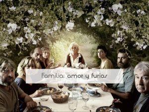 Familia: amor y furias