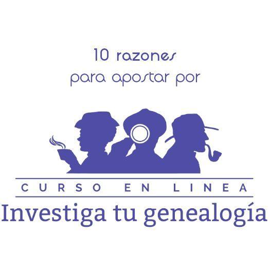 """10 razones para apostar por """"Investiga tu genealogía"""""""