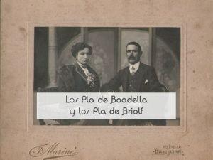 Los Pla de Boadella y los Pla de Briolf