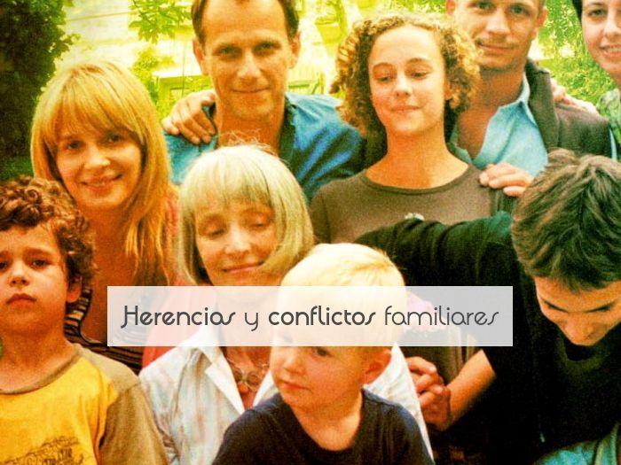Herencias y conflictos familiares