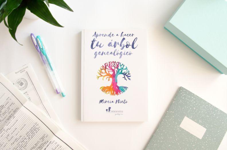 Aprende a hacer tu árbol genealógico libro