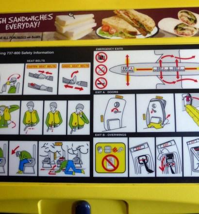 samolotem Ryanair w ciąży