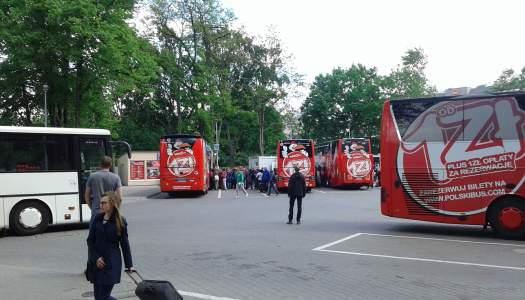 Podróż z dzieckiem polskim busem