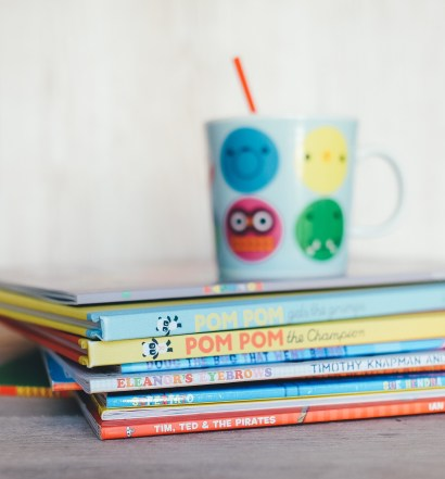 ksiażki dla dzieci