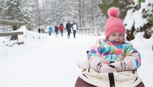 Dolina Kościeliska: najlepszy wybór na zimową wycieczkę z dzieckiem w Tatry