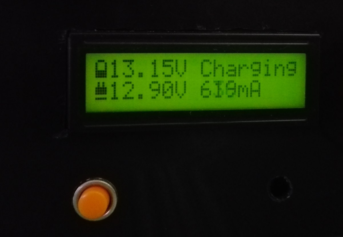 Simple Current Sensor for Arduino
