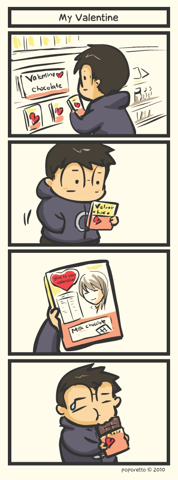 this and that comic strip valentine chocolate sad single awareness day comic