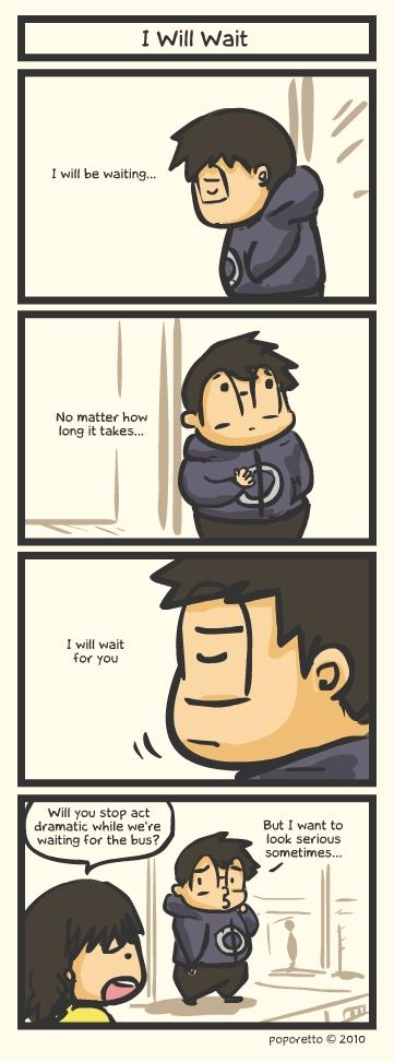 TAT I Will Wait