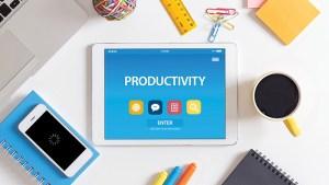 Business productivity on desktop