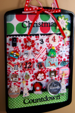 Cookie Sheet Advent Calendar Announcement