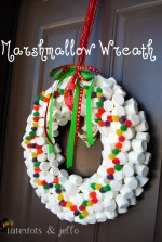 Whimsical Christmas Wreath