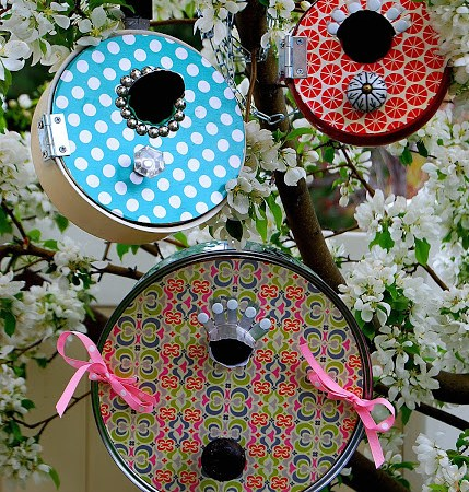 The DIY Club — My Saucepan Birdhouses