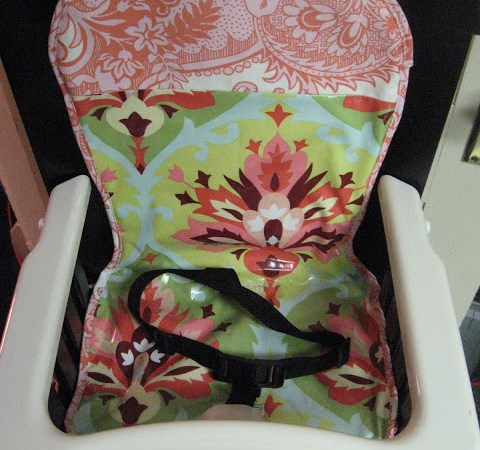 Guest Project — Transform your High Chair from Blah to Beautiful!