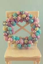 Guest Project — Make a Gorgeous Yarn Ball Holiday Wreath!