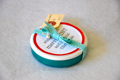Guest Project — Great Last Minute Gift Idea {with free printable}