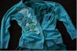 Spring Sweater Refashion #4 {Tutorial}
