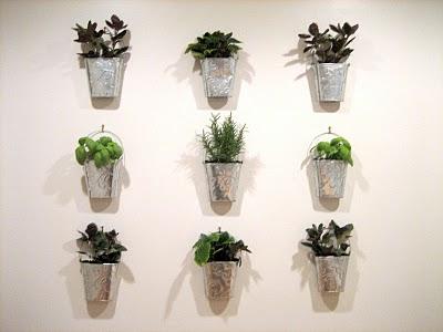 Make a Kitchen Garden Wall!!