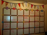 Guest Project — Create a His/Her Office and PB-Inspired Calendar Wall!!