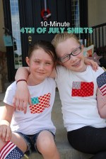 10-Minute 4th of July Shirts!! {tutorial}