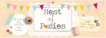 Blogiversary Giveaway — Nest of Posies!! {two winners}