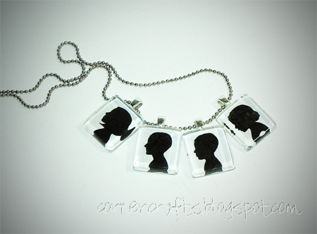 pendants silhouette necklace charm glass tile scrabble custom personalized etsy children multiple36_edit