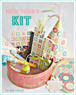 Make a DIY New Year's Eve Kit (tutorial)!!