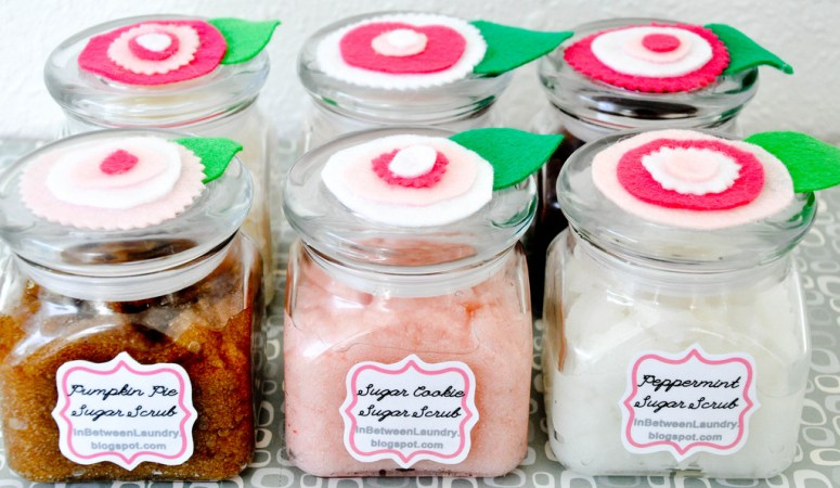 Weekend Wrap Up Party — and A Year of Sugar Scrubs Giveaway (8 winners)!!