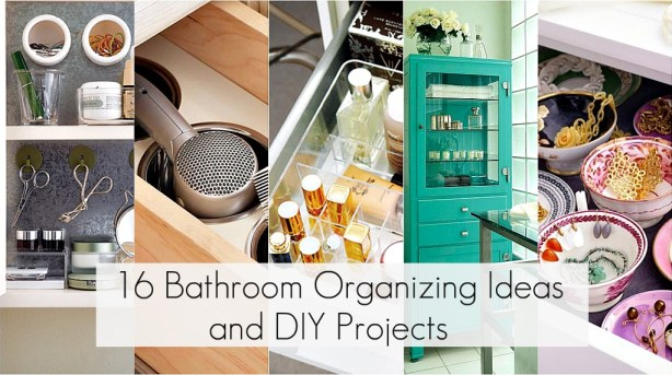 My goal for 2012 get organized tatertots and jello for Bathroom organization ideas