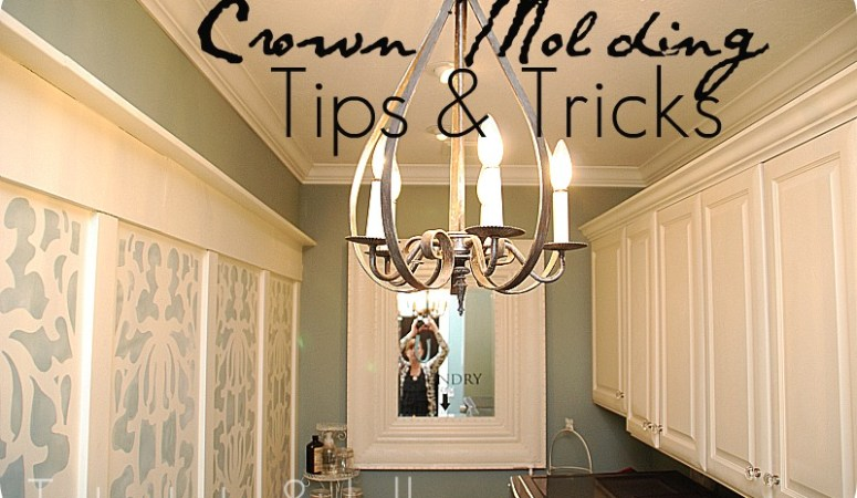 Crown Molding Tips & Tricks!!