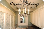 Crown Molding Tips & Tricks!!