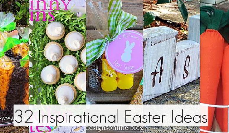 Great Ideas — 32 Inspirational Easter Ideas!!
