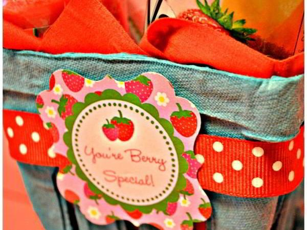 """You're Berry Special"" Printable Tags!! (Perfect for Mother's Day or Teacher Gifts)"