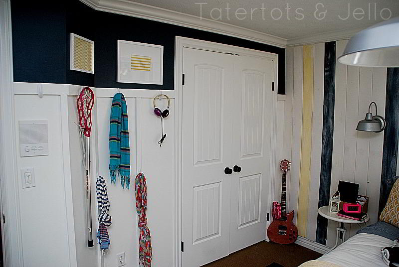 Hayley\u0027s ... & Make the most of your closet -- Replace Sliding Closet Doors with ...