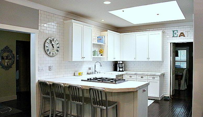 Ashley's Kitchen Remodel: Before and After!!