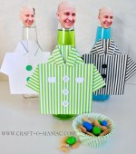 Father's Day Gift Idea — Personalized Photo Drinks!!