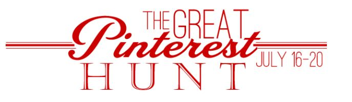 Check it Out — The Great Pinterest Hunt!!