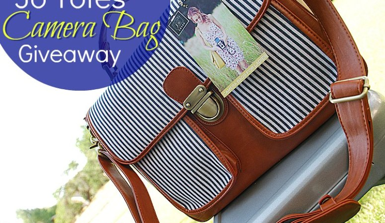 Jo Totes Camera Bag Giveaway!!!