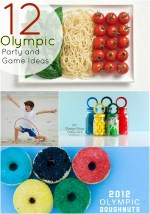 Throw an Olympic Party — 12 party, games and food ideas!!