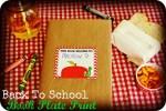 Back-To-School Chevron Bookplate (FREE Printable)!